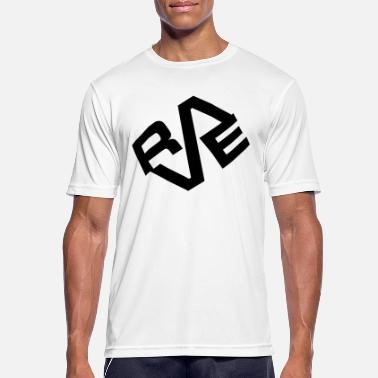 Rave Rave EDM Quote - Men's Breathable T-Shirt