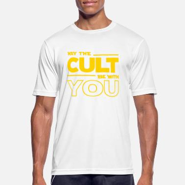 The Cult MAY THE CULT BE WITH YOU - Camiseta hombre transpirable