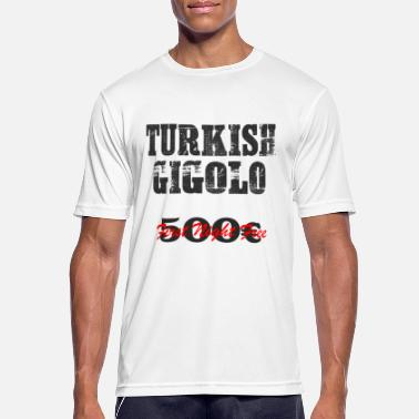 Turkish Heren overhemd Gigolo TURKISH - mannen T-shirt ademend