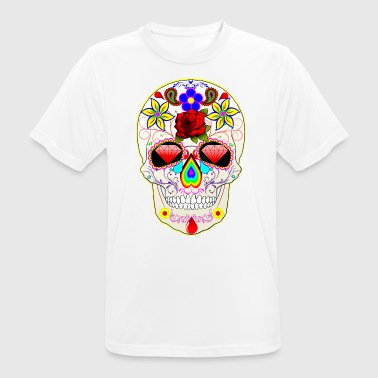 Mexican Skull Mexican skull - T-shirt respirant Homme