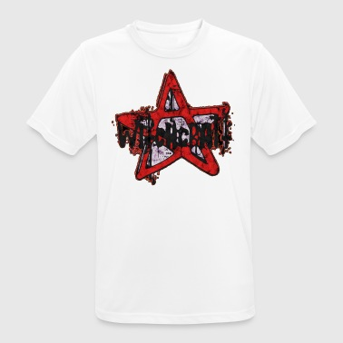 Goth Star Pentagram Witchcraft Witch Goth Rock Metal - Men's Breathable T-Shirt