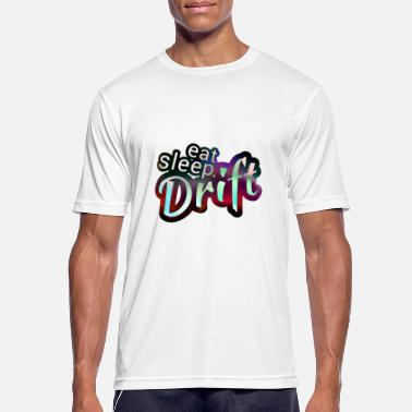 Drift Ät sömn drift Magic Color - Andningsaktiv T-shirt herr