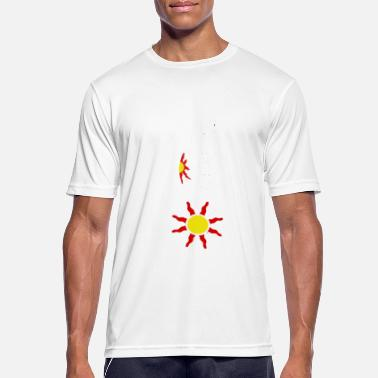 Sun Solaire, Knight of Astora - Men's Breathable T-Shirt