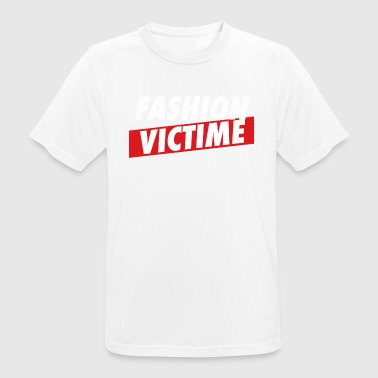 Fashion Victime - T-shirt respirant Homme