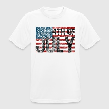 Independence Day Independence Day 4.7.1776 Idea de regalo de EE. UU. - Camiseta hombre transpirable