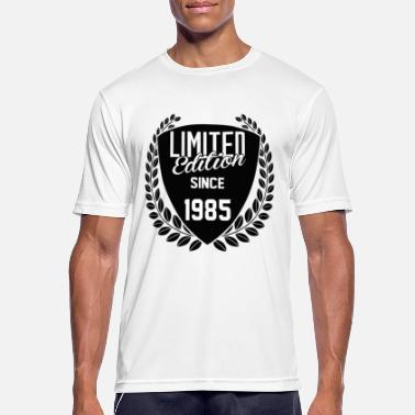 1985 Limited Edition Limited Edition Since 1985 - Men's Breathable T-Shirt