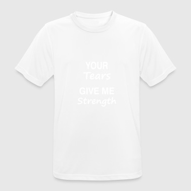 tears - Men's Breathable T-Shirt