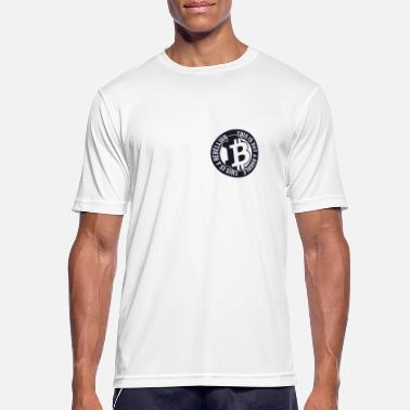 Class Struggle Bitcoin Rebellion Revolution - Men's Sport T-Shirt