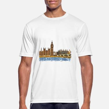 Parliament houses of parliament - Men's Sport T-Shirt