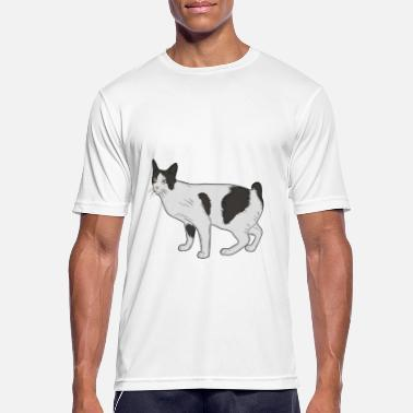 Domestic Cat Cat domestic cat classic - Men's Breathable T-Shirt