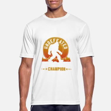 Bigfoot Bigfoot - Männer Sport T-Shirt