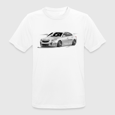 vauxhall insignia opc, low deep insignia - Men's Breathable T-Shirt