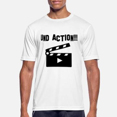 Action And action - Men's Sport T-Shirt