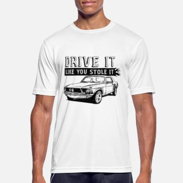 Cars Drive It - Coupe - Camiseta deportiva hombre