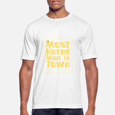 Most The Most Hated Man In Town - Men's Sport T-Shirt