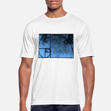 Fibonacci Fibonacci - Men's Breathable T-Shirt