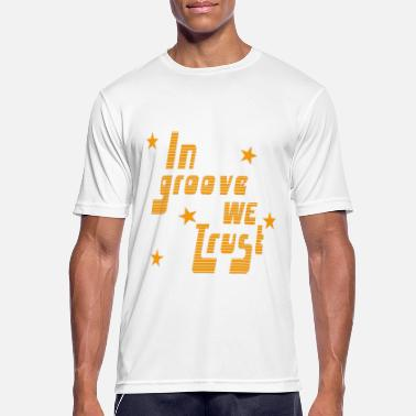 Groove Groove - T-shirt sport Homme