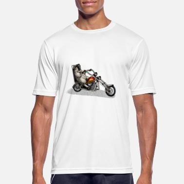 Chopper Sheep Rebel - Men's Sport T-Shirt