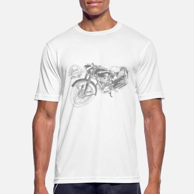 Bikes And Cars Collection bike - Mannen sport T-shirt