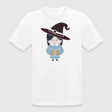 Halloween witch holiday witches witchcraft magic - Men's Breathable T-Shirt