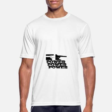 Powerful POWER POWER POWER - Men's Sport T-Shirt