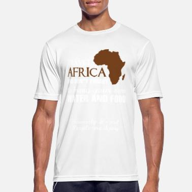 Mama Africa Africa T-Shirt Gift Idea Christmas Funny - Men's Breathable T-Shirt