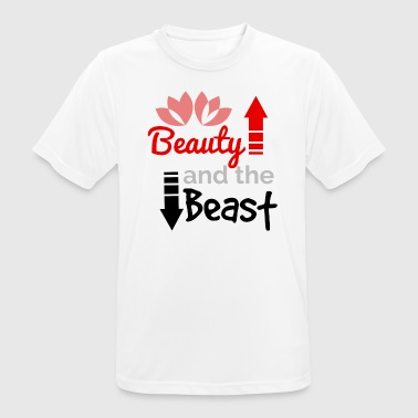 Beauty Beast Beauty and the Beast - (The) Beauty and the Beast - Men's Breathable T-Shirt