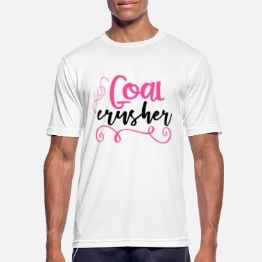 Crusher Goal Crusher - Men's Sport T-Shirt