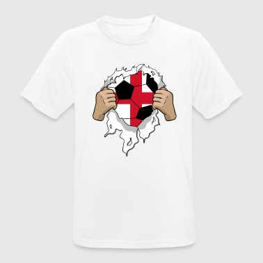 Semifinals England football gift - Men's Breathable T-Shirt