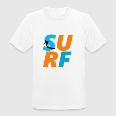 Surfer Surfer - Men's Breathable T-Shirt
