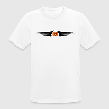 Wing Wings - Men's Breathable T-Shirt