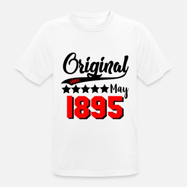 Fortuna Original since May 1895 - Männer Sport T-Shirt