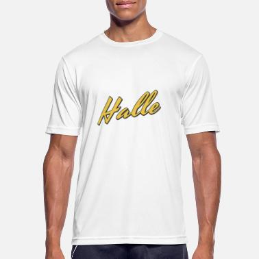 Haler hall - Sports T-shirt mænd