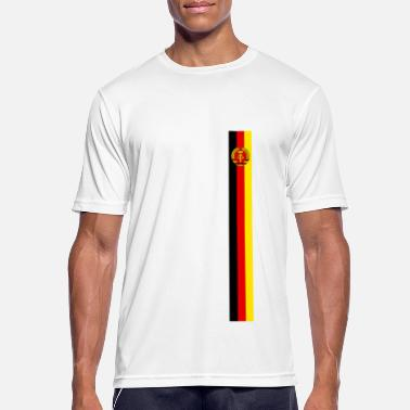 Democratic GDR - German Democratic Republic - GDR Berlin - Men's Sport T-Shirt