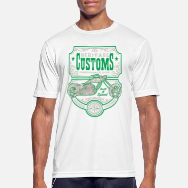 Heritage Heritage Customs - Men's Breathable T-Shirt