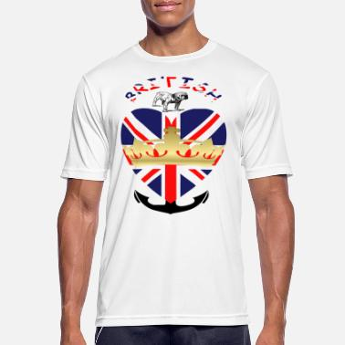 British Army British - Men's Breathable T-Shirt
