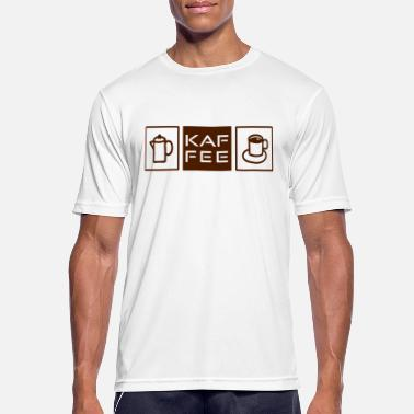 Coffee Design Coffee design - Men's Breathable T-Shirt