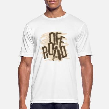 Off-road Off Road - Men's Breathable T-Shirt