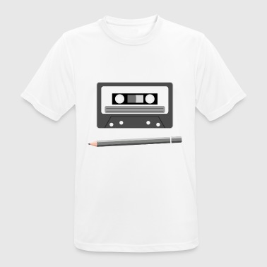 Cassette Tape - The Riddle of the Century - Men's Breathable T-Shirt