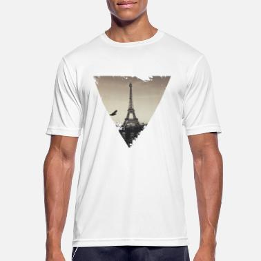 Eiffel Tower Eiffel Tower - Men's Sport T-Shirt