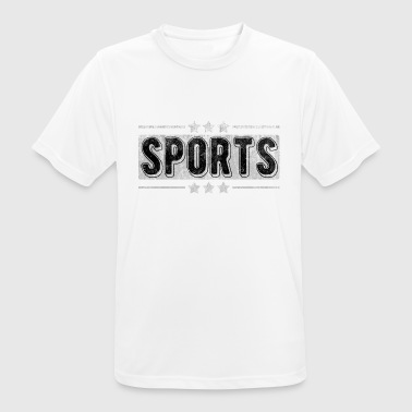 Sports Sports - Men's Breathable T-Shirt