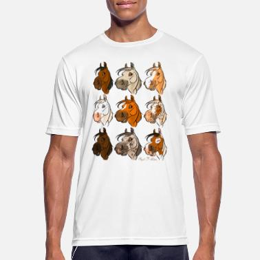 Rascal Horse Collection Rascals, den 9! - Herre T-shirt svedtransporterende