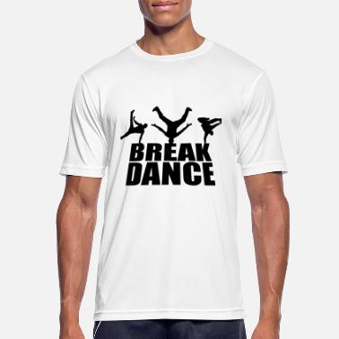 Breakdance Breakdance - T-shirt respirant Homme