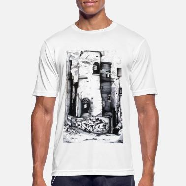 Art Graffiti street art - T-shirt sport Homme