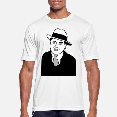 Al Capone Big Al Capone Gangster Mafia New York brandy - Men's Breathable T-Shirt