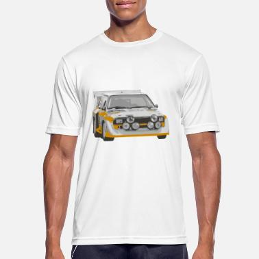 Rally rally - Men's Sport T-Shirt