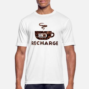 Recharge Recharge - Men's Sport T-Shirt