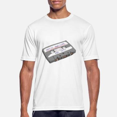 Pop Rock mix tape - Men's Sport T-Shirt