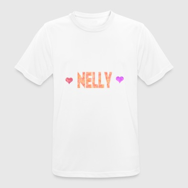 Nellie Nelly - Men's Breathable T-Shirt