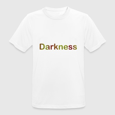 Darkness / darkness - Men's Breathable T-Shirt